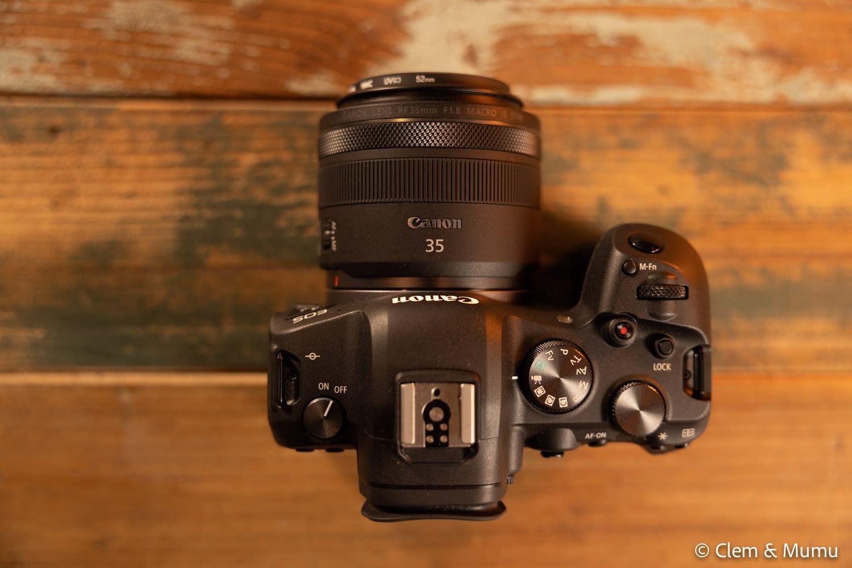 pourquoi choisir le Canon R6