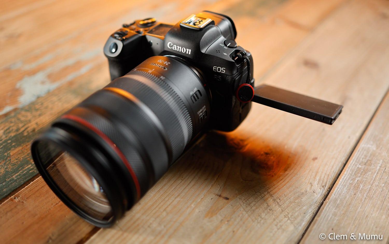 Pourquoi choisir le Canon EOS R5