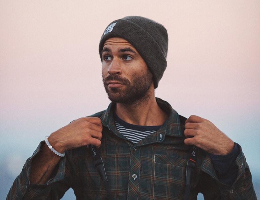 Portrait de Johan Lolos, photographe de voyage et instagrameur, photo de voyage, paysage, outdoor, animalier