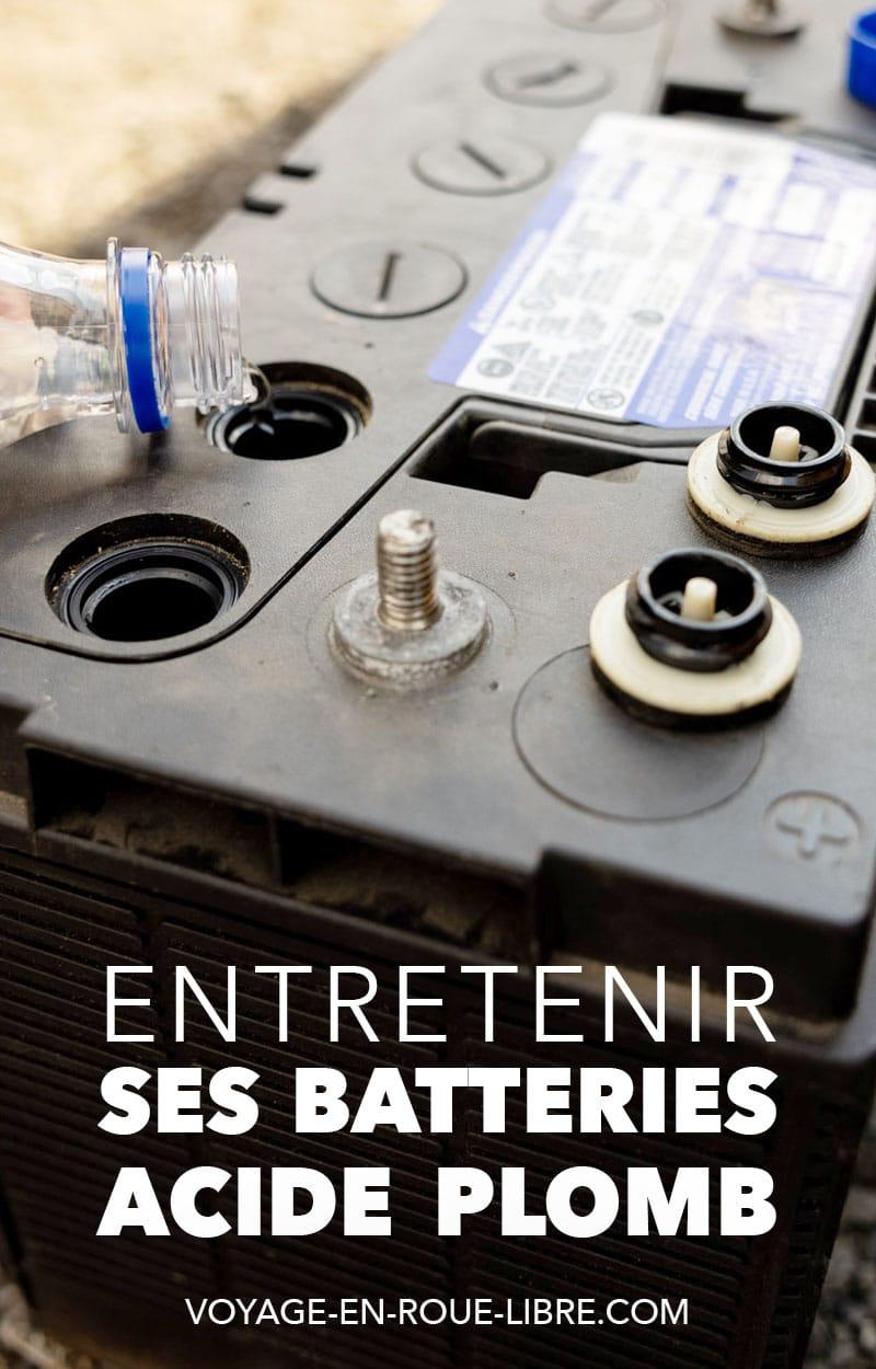 Peut-être que toi aussi, tu viens d'acheter un véhicule et que tu n'y connais absolument rien en batteries, en modèle de batteries et en entretien de batteries, tu te dis qu'il faudrait peut-être t'y intéresser...  Savoir détecter une batterie en perte de vitesse va te permettre d'éviter les galères.  On te dit tout sur l'entretien des batteries marine, à décharge profonde ou encore plomb-acide !  #vanlife #conversion #batteries #chargerbatteries #diy #vanconversion #skoolie #conversion #van
