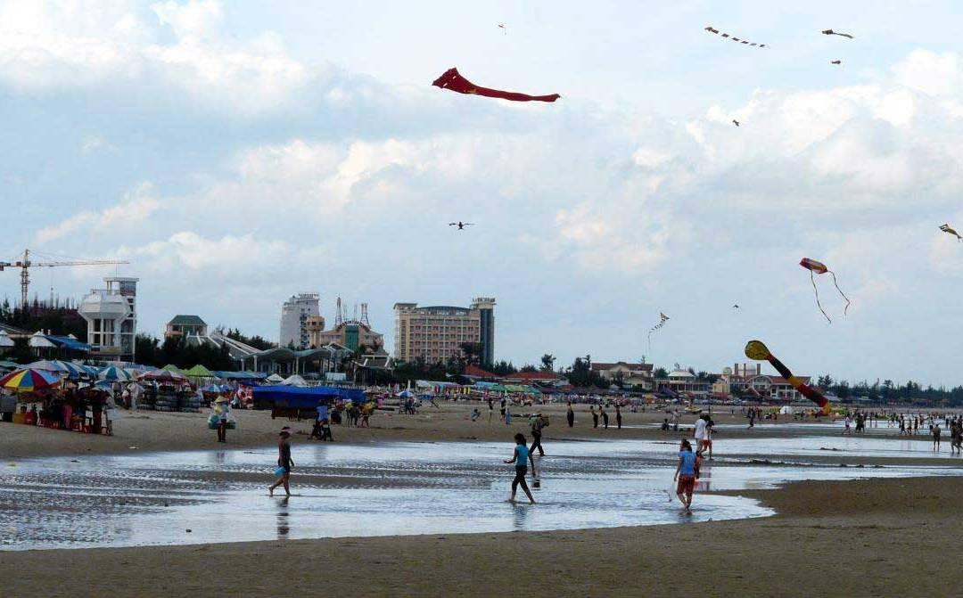 Ba Ria-Vung Tau: déjà 15 pays participent au Festival du cerf-volant