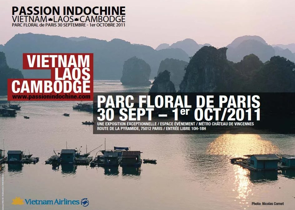 Festival : Indochine, fascination et passion à Paris