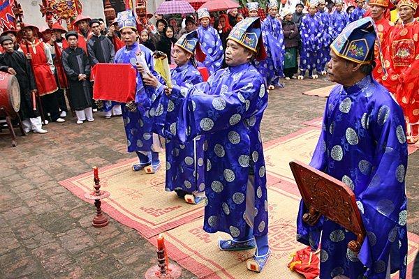 Le culte des rois Hùng à Phú Tho à l'Unesco