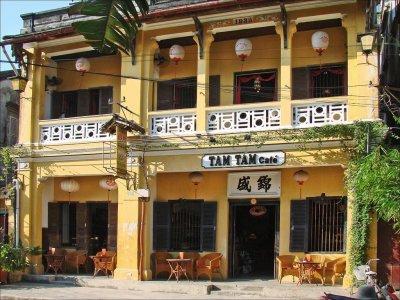 Maison de style colonial (Hoi An) - Vietnam