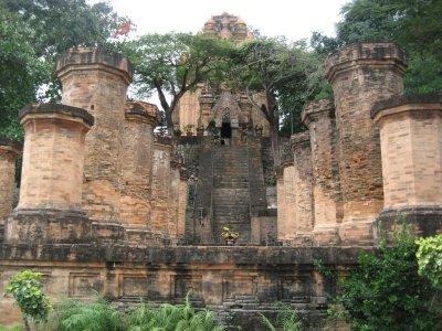 Nha Trang, Po Nagar Cham, North Tower