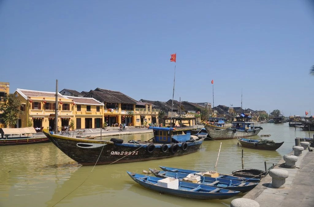 Excursion : Hôi An la magnétique au Vietnam