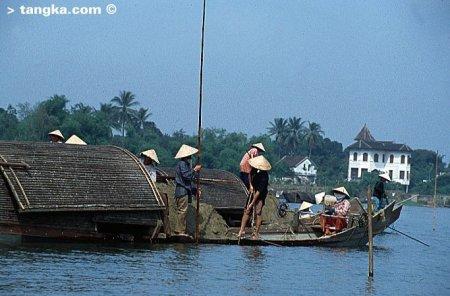 Le sable de la rivière - Vietnam