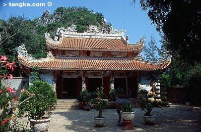 Temple d'un village - Vietnam