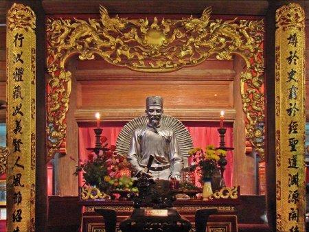 Temple de la littérature, Hanoi