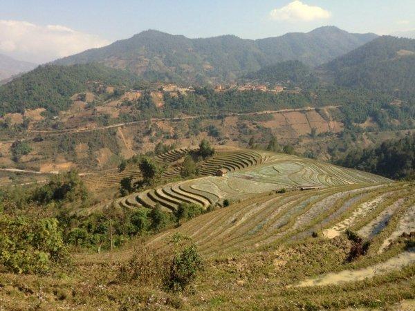 Village de Ban Ho par avilasal