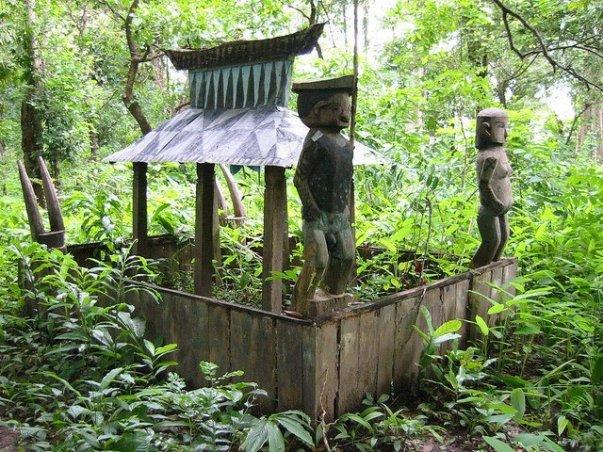 Cimetière Tampou
