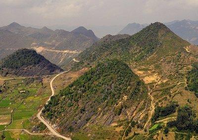 Grande découverte Nord-Ouest Vietnam