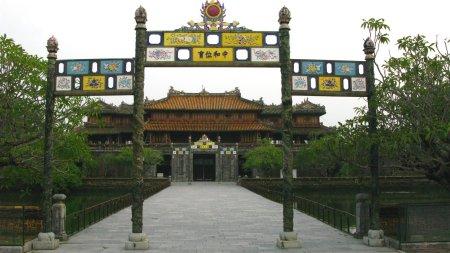 Hué, citadelle - Vietnam