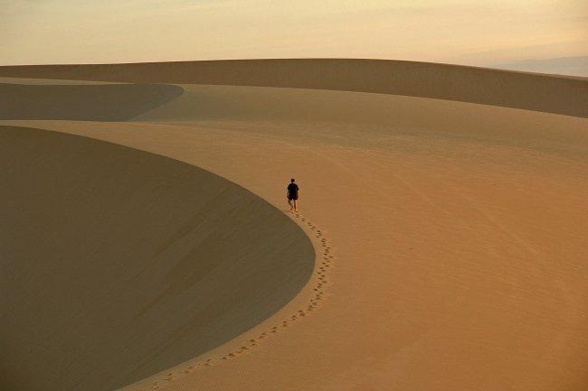 Dunes Hon Rom par Stephan Rebernik