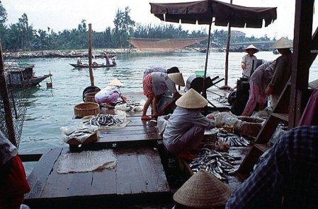 Retour de pêche, Vietnam