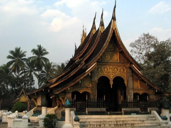 Wat Xieng Thong par Hanoi Mark