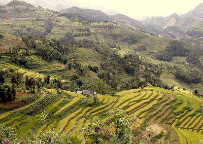 Voyage Aventure, Le Nord Vietnam en 4×4
