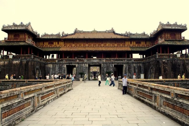 Citadelle - Hue par Nam-Ho Park