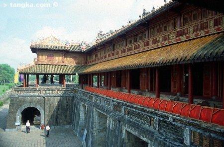 Citadelle de Hué, Vietnam