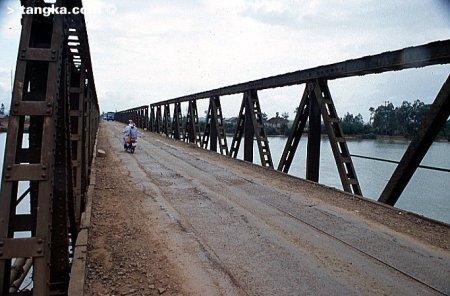 Pont colonial, Vietnam