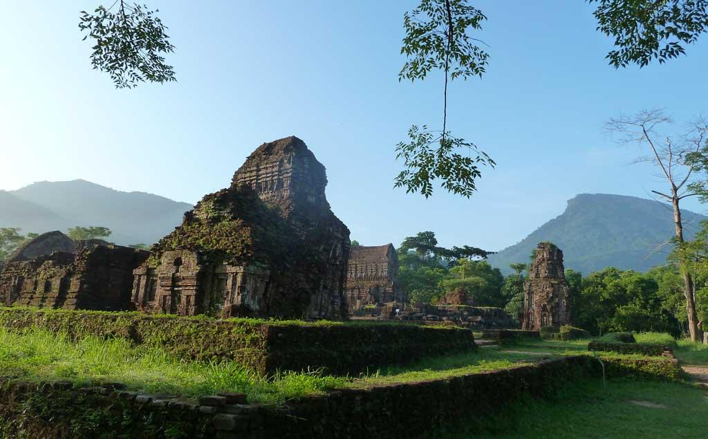 Sanctuaire de My Son - Vietnam
