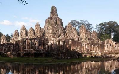 Angkor la légendaire