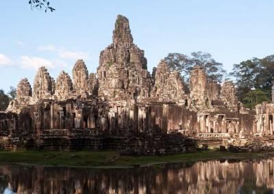 Circuit d'Angkor à Kep