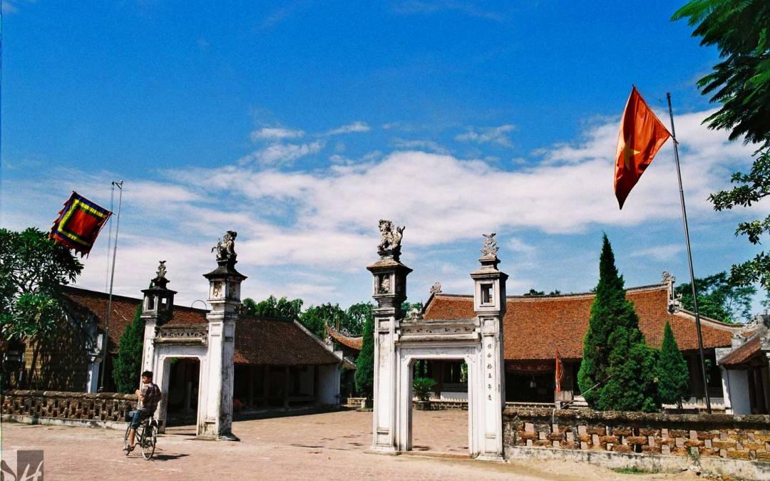 L'ancien village de Duong Lâm