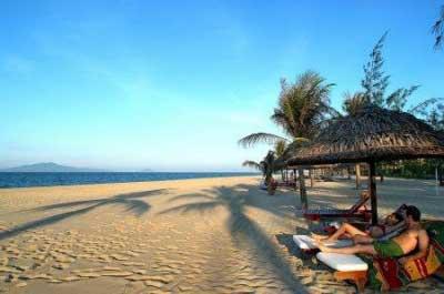 Hoi An, plage - Vietnam