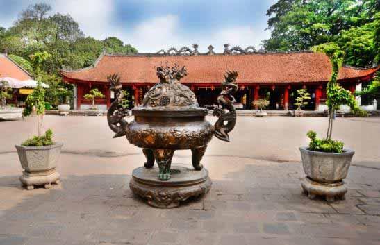 Temple de la Littérature - Hanoi, Vietnam