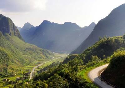 Randonnée montagnarde et étape balnéaire