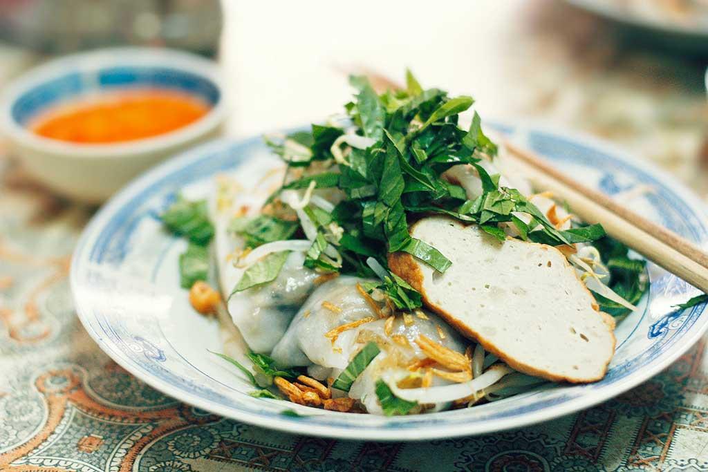 Bánh Cuốn - Vietnam