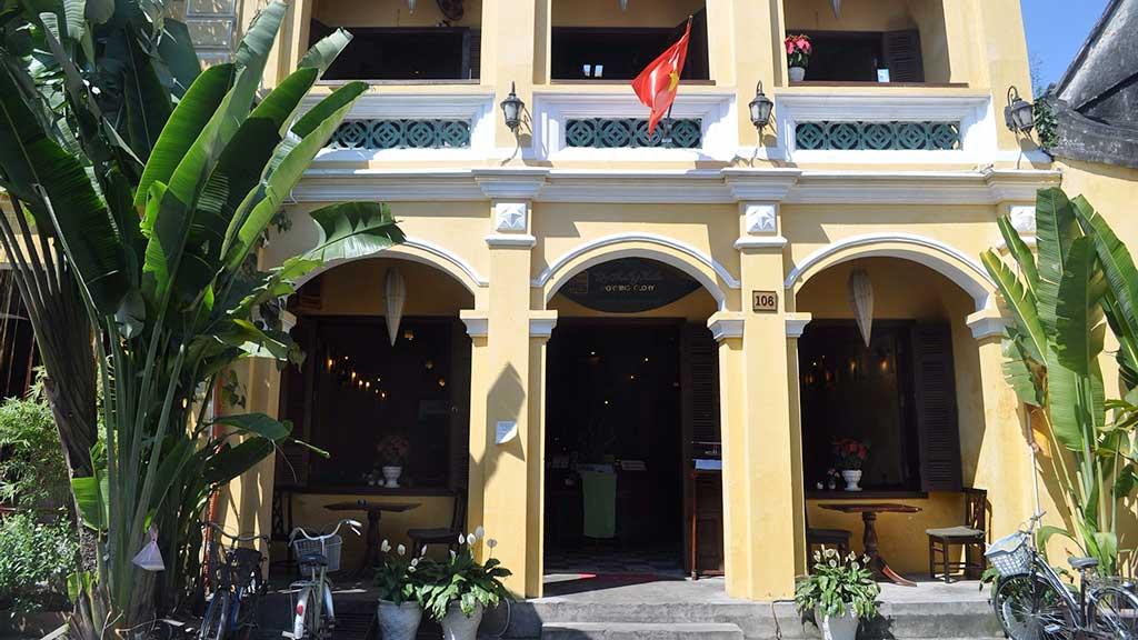 Restaurant-Ecole de cuisine Mme Vy - Hoi An, Vietnam