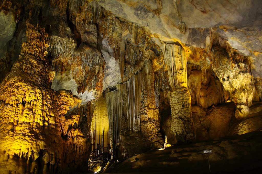Grotte de Thiên Hà, Ninh Binh, Vietnam