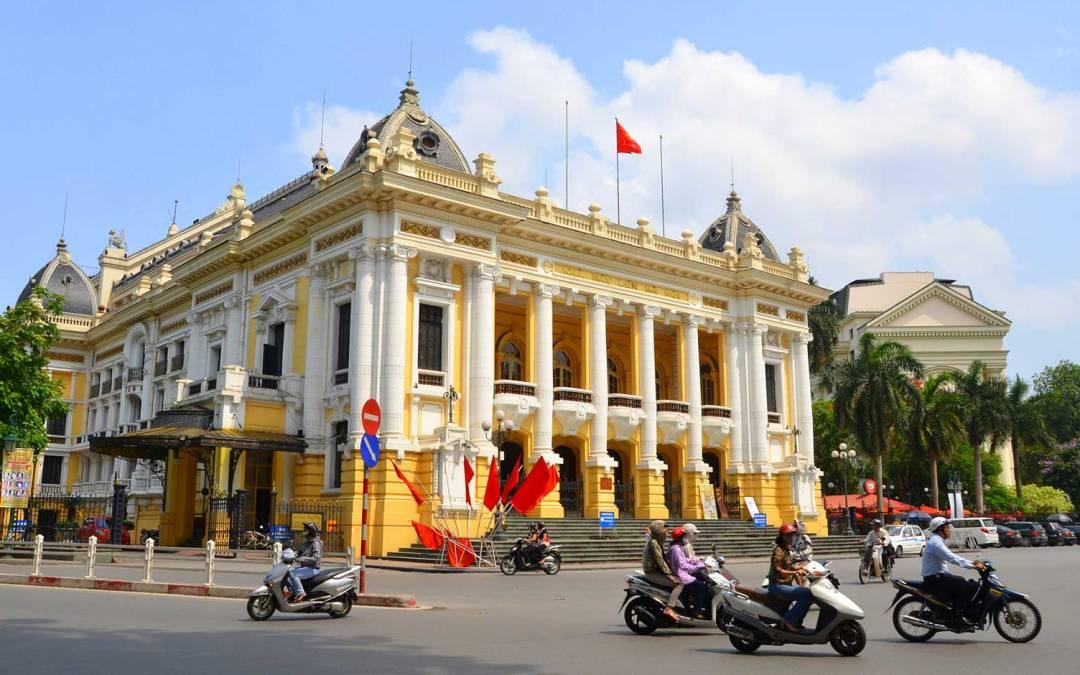 Les nouveaux sites touristiques du Vietnam