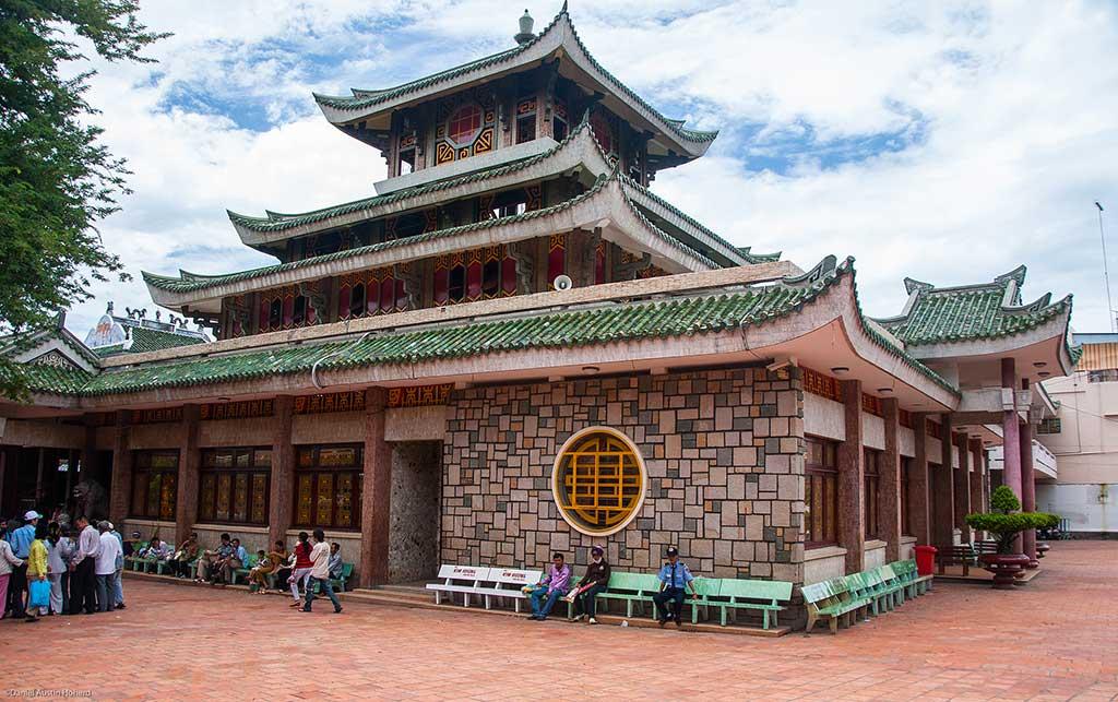 Temple de la déesse Xu - Chau Doc, An Giang, Vietnam