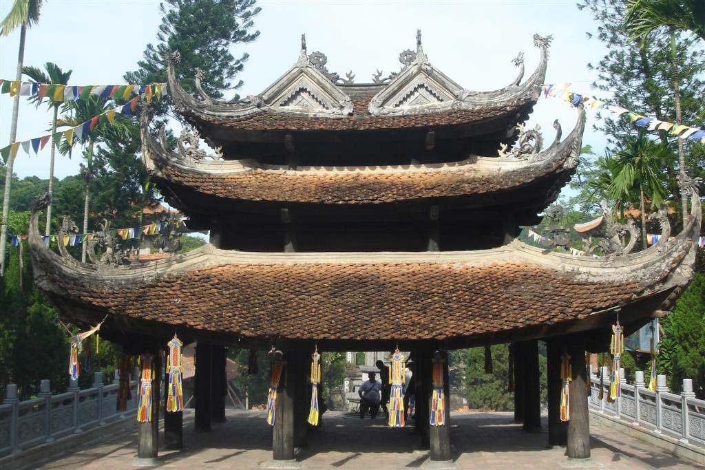 Chua Hong, la pagode des Parfums, Vietnam