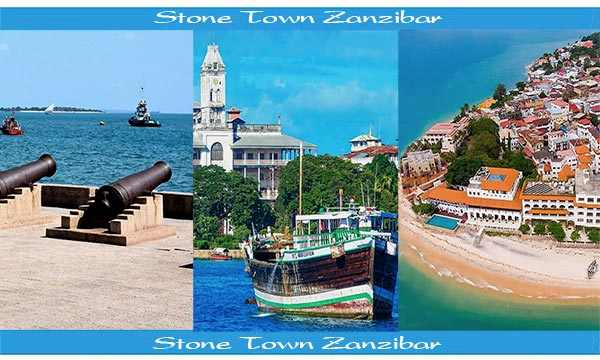 Hôtels stone town Zanzibar