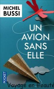 Couverture Un avion sans elle Michel Bussi