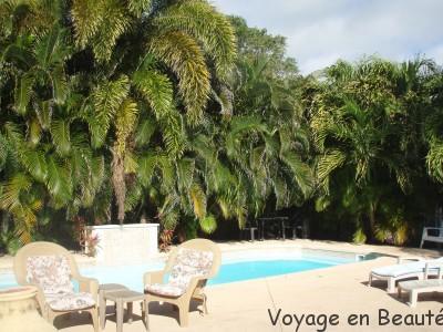 Piscine cottage Key West Airbnb par voyage en beauté