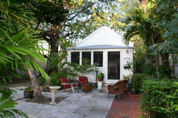 Cottage traditionnel à Key West