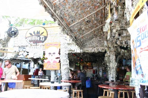 Un pub à Key West Florida
