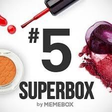 Superbox #5 by Memebox