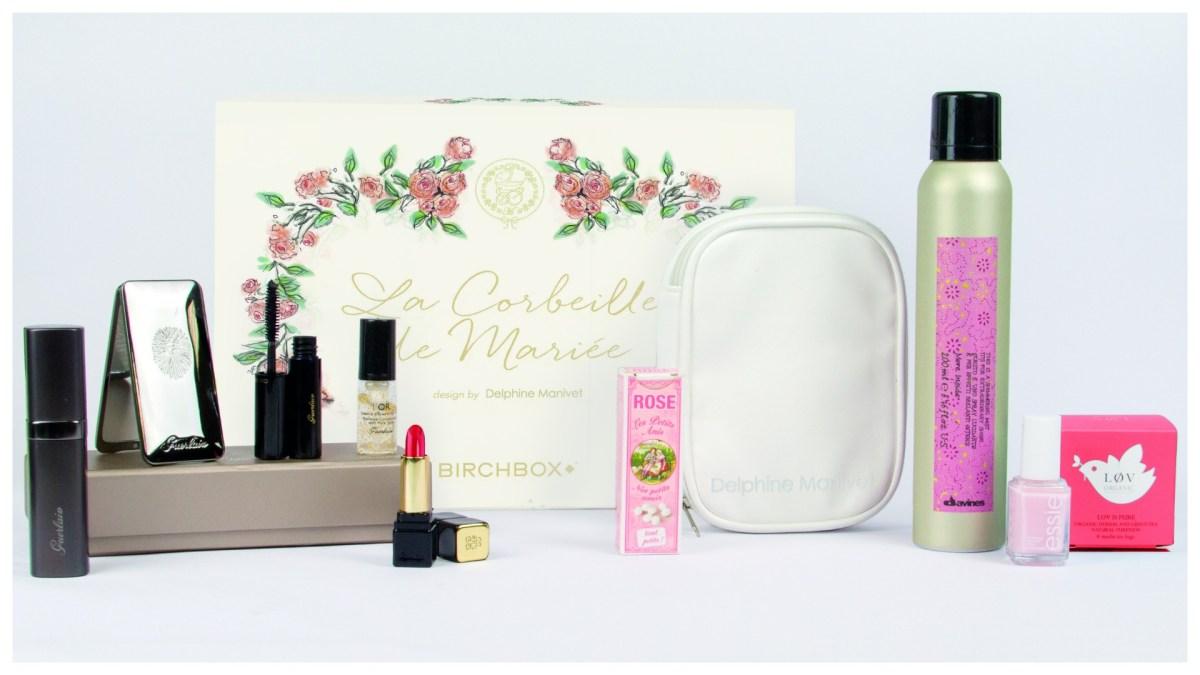 Box-mariee-Birchbox-mariage-edition-limitee-delphine-manivet-contenu-spoiler