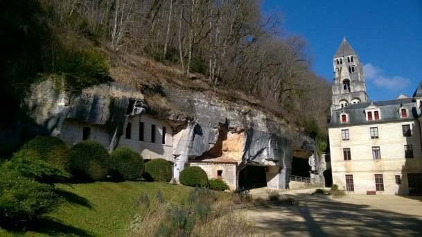 brantôme-venise-perigord--abbaye-troglodyte