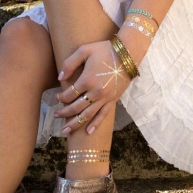 tatouage-ephemere-bijou-peau-jewelry-tattoo-arabesque-dore