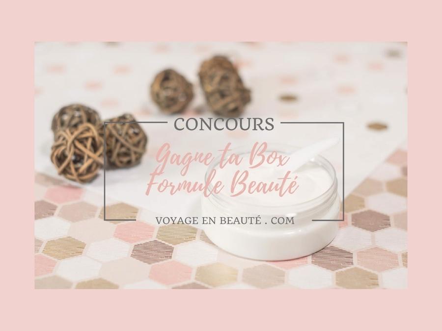 box formule beauté pour réaliser ses cosmétiques maison DIY