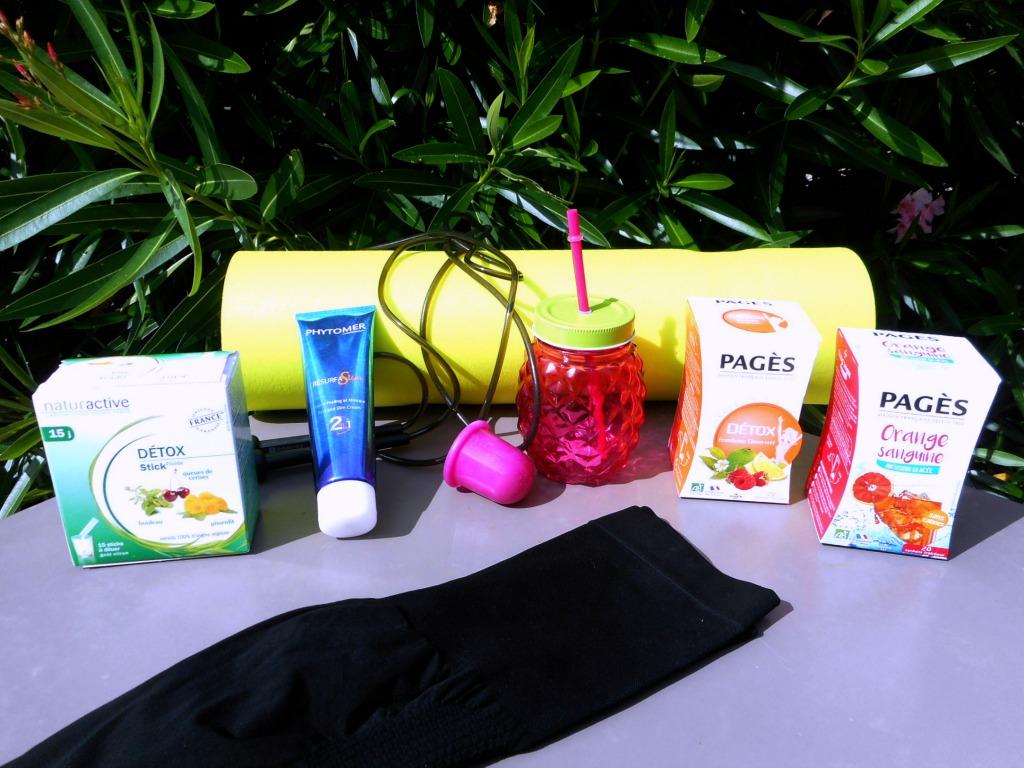 accessoires-soins-boisson-anti-cellulite-minceur-blog-beaute