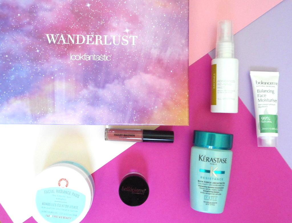 lookfantastic-box-juin-2017-wanderlust-spoiler-contenu-promo-avis