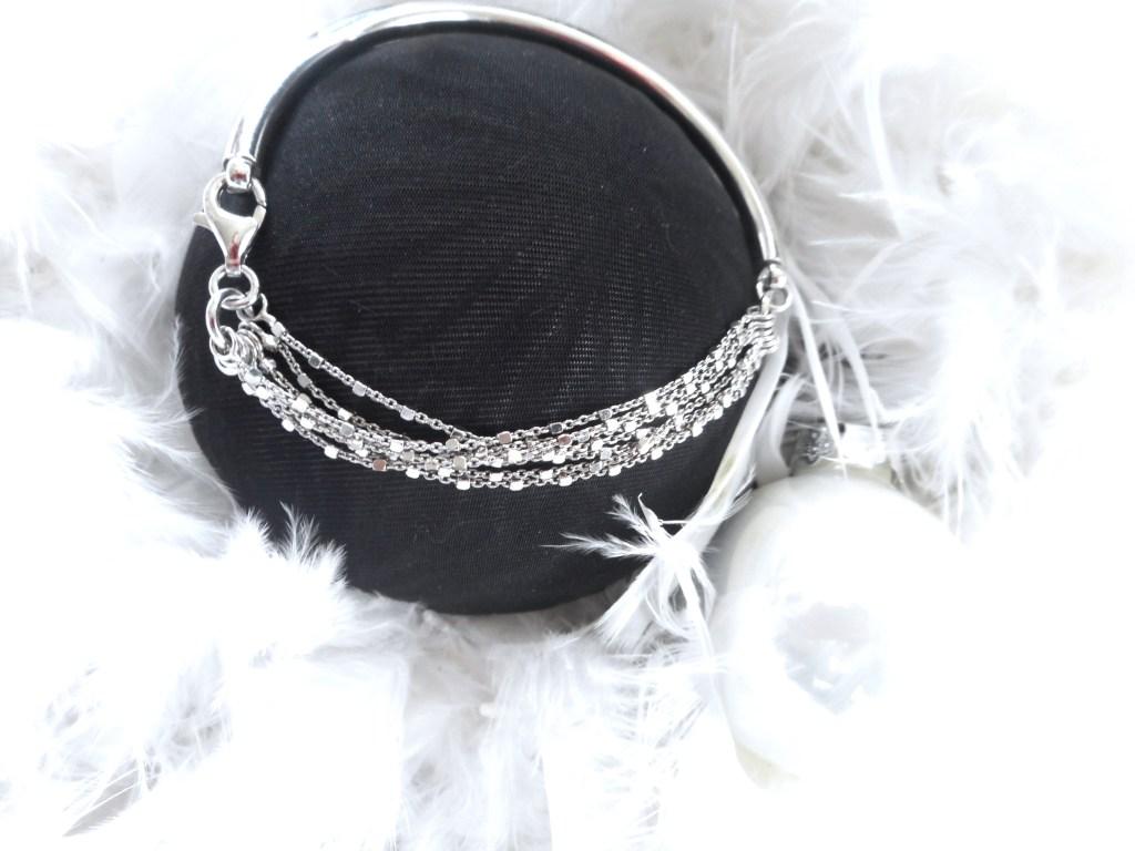 bracelet double rang argent julien d'orcel